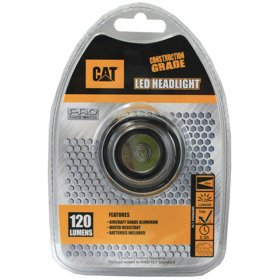 Latarka CAT CT40150P CREE LED czołowa