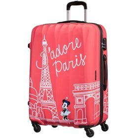 American Tourister Disney Legends duża walizka 75 cm / Take Me Away Minnie Paris