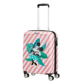 American Tourister Funlight Disney mała walizka kabinowa 20/55 cm / Minnie Miami Holiday