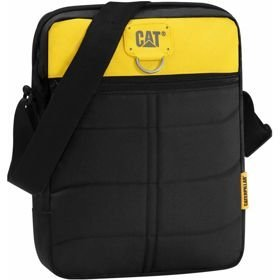 "Caterpillar RYAN torba na ramię CAT / tablet 10"" / czarno - żółta"