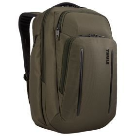 "Thule Crossover 2 Backpack 30L plecak na laptop 15,6"" i tablet 10,1"" / zielono - brązowy"