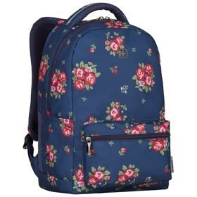 "Wenger Colleague plecak damski na laptopa 16"" / Navy Floral Print"