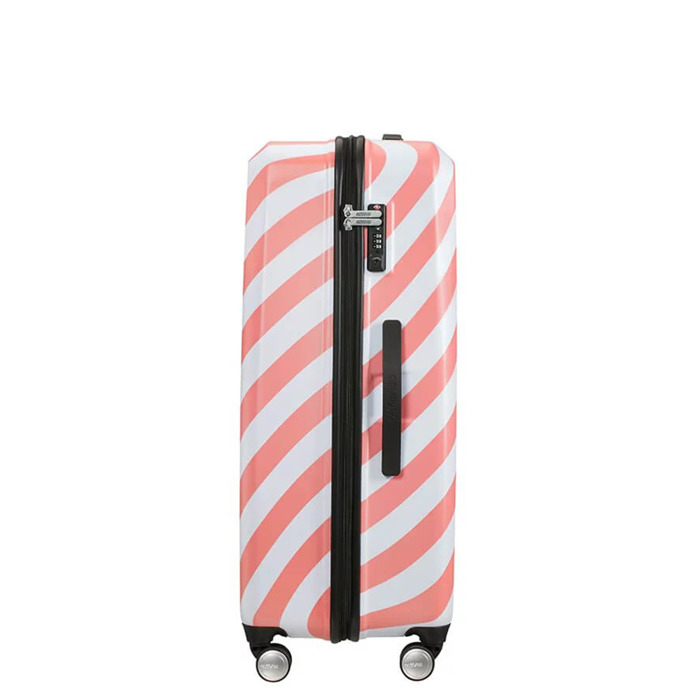 American Tourister Funlight Disney walizka duża 77 cm / Minnie Miami Holiday