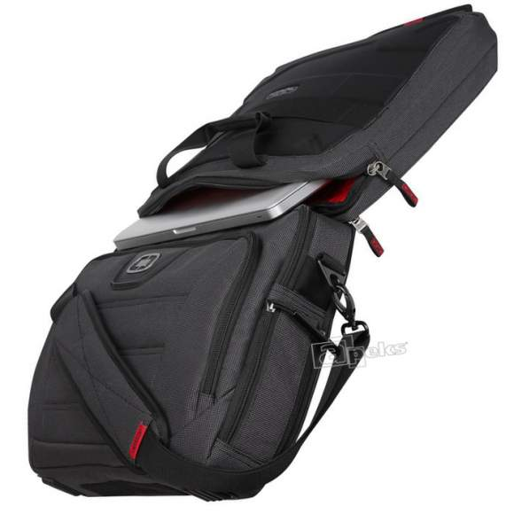 Ogio Renegade Top Zip torba na laptopa 17'' / czarny