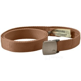 Eagle Creek All Terrain Money Belt pasek ze schowkiem na pieniądze / Toffee