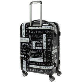 IT Luggage Imprint średnia walizka poszerzana 65,5 cm / Location Names